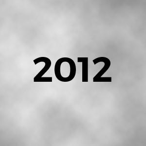 Activitats realitzades al 2012