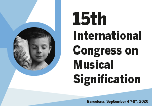 15th International Congress on Musical Signification