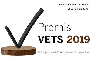 Premis Col·legi Oficial de Veterinaris de Barcelona 2019