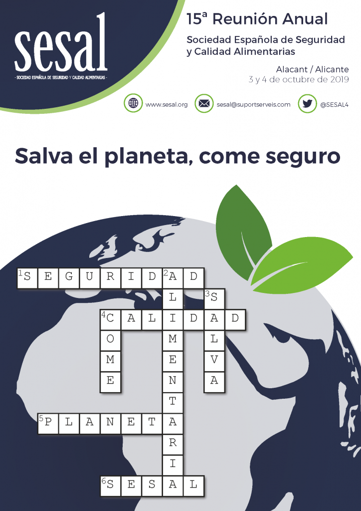 Portada 15 Reunión Anual de la Sociedad Española de Seguridad Alimentaria_2019_def