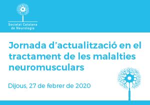 Jornada d'actualització en el tractament de malalties neuromusculars