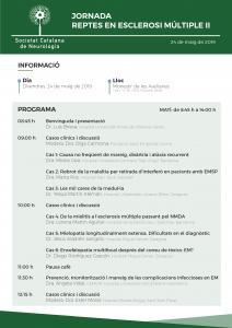 PORTADA Programa REPTES EM 24 maig Lleida_2019