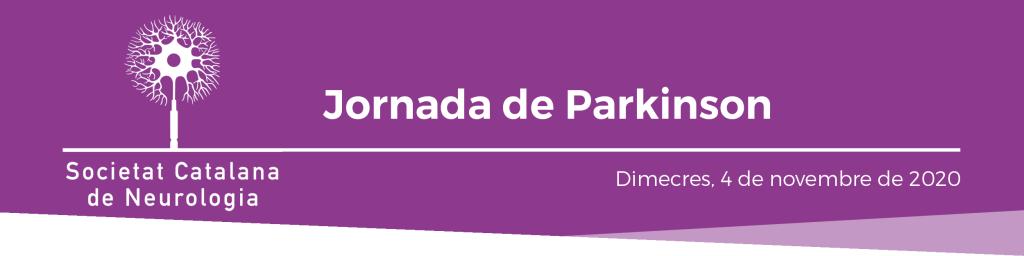 Capçalera Jornada Parkinson - 4 novembre - ok