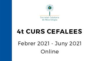 4t Curs d'especialització en Cefalees