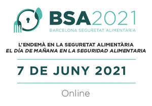 Barcelona Seguretat Alimentària 2021