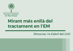 Jornada Mirant més enllà del tractament en l'EM