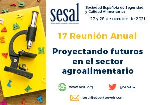 17a Reunió Anual de la Sociedad Española de Seguridad Alimentaria
