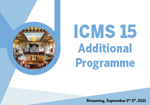 Additional programme of the 15th International Congress on Musical Signification
