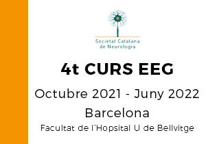 4t Curs de formació en Electroencefalografia Bàsica