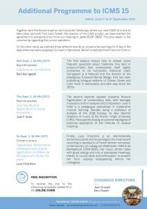 Portada_Additional programme to 15 ICMS_September 2021
